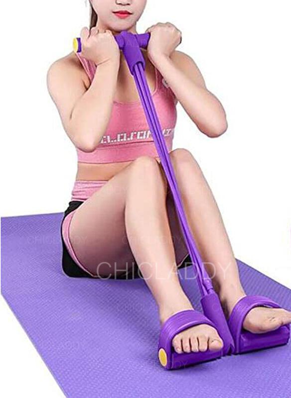 Herramientas deportivas Cuerda de tensión sentada