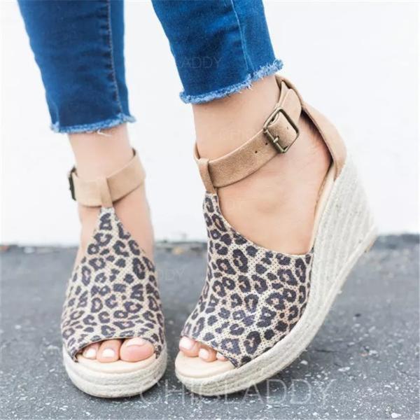 Bayanlar PU Sivri topuk Sandalet Ile Toka ayakkabı