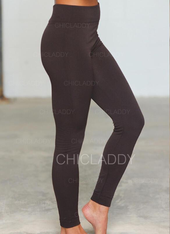 Plus velikost Dlouho Sexy Jóga Kalhoty Legíny