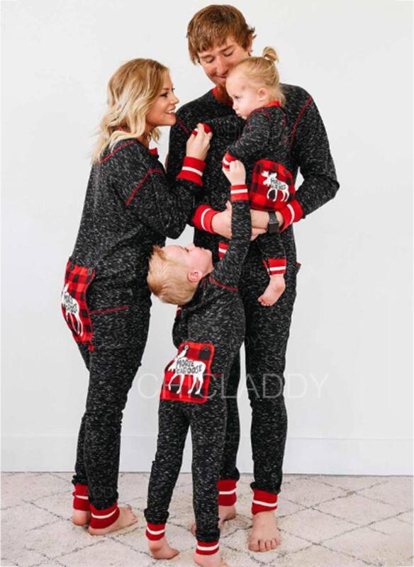 Семейное соответствие Рождественская пижама