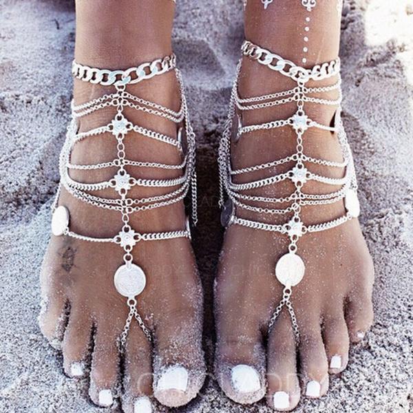 Exotisk Legering Kvinnor Strand smycken