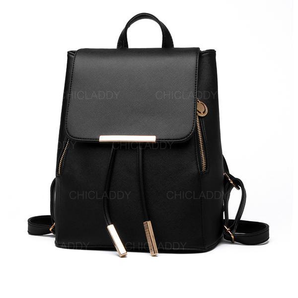 Único/Charme/Elegante mochilas