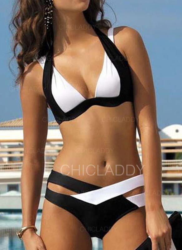 Triangolo Vita Bassa A bikini Sexy Taglia grossa Bikinis Costumi Da Bagno