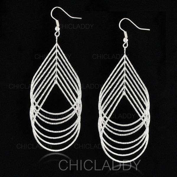 Stylish Alloy Ladies' Earrings
