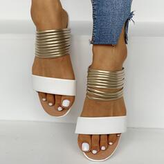 De mujer Ante Tacón plano con Agujereado zapatos