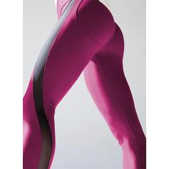 Bloque de color Leggings deportivos