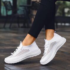 Dla kobiet Tkanina mesh Nieformalny na zewnątrz Atletyczny Z Sznurowanie obuwie