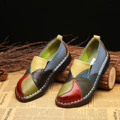 Mulheres PU Sem salto Sem salto com Outros sapatos