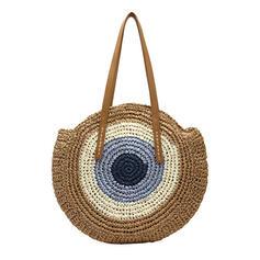Elegante/Maravilloso/De moda/Antiguo/Estilo bohemio/Trenzado Bolsas de mano/Bolsas de playa
