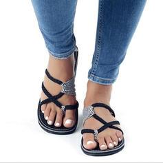 Σανδάλια Διαμερίσματα Ανοιχτά σανδάλια toe Με Οι υπολοιποι παπούτσια