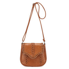 Unique/Vintga/Shell Shaped/Bohemian Style/Braided Crossbody Bags/Shoulder Bags