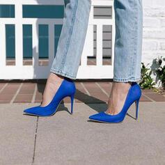 De mujer PU Tacón stilettos Salón zapatos