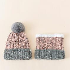 Dames/Femmes Beau/Style Classique/Charme Polyester Disquettes Chapeau