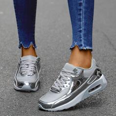 De mujer Malla Casual Atlético Excursionismo con Cordones zapatos