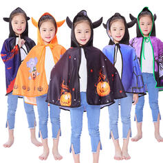 Lovely Cartoon Halloween Pumpkin Cloth Halloween Props