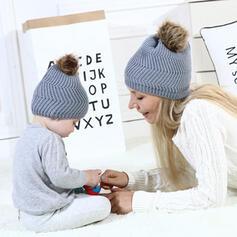 Ladies '/Barnets/Kvinder Polyester Diskette Hat