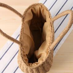 Klasyczny/Styl czeski/Spleciony/Podróżować/Handmade Torby na ramię/Torby na Ramię/Torby plażowe/Torby na wiadro