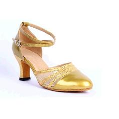 Pentru Femei Sala de Bal Sandale Imitaţie de Piele Latini