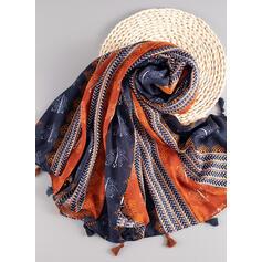 Boemia moda/Multiplacolori Sciarpa