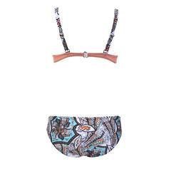 Triangle Push Up Strap Sexy Plus Size Bikinis Swimsuits