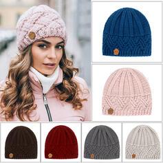 Ladies '/Kvinder Enkle/Smuk/Fancy Bomuld/Stof Diskette Hat/Fedora Hat