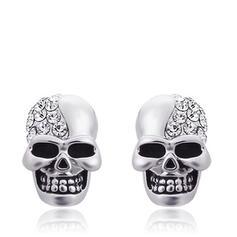 Especial Horrível Esqueleto Metal Decorações de Halloween
