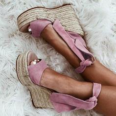 Pentru Femei Ţesătură Platforme Înalte Sandale Platforme cu Altele pantofi