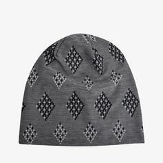 Kvinder Smukke/Smuk/Charmen/Kunstnerisk Bomuld med Hør Turban Hat