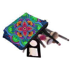 Rostliny Tisk Kosmetické tašky ()