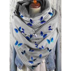 Zvířecí móda/Butterfly Design Šála