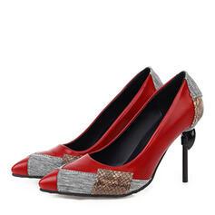 Γυναίκες Λείαντο Ψηλό τακούνι Γοβάκια παπούτσια