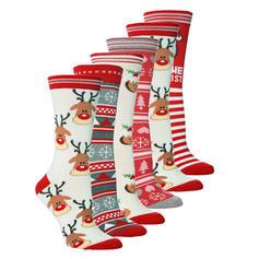 Βαμβάκι Κάλτσες Χριστουγεννιάτικες κάλτσες