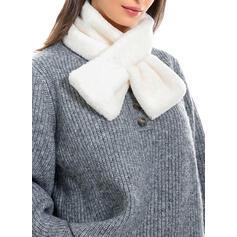 Solid färg Kallt väder Halsduk