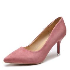 Γυναίκες Καστόρι Ψηλό τακούνι Γοβάκια παπούτσια