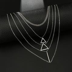 Modern Legering Kvinnor Halsband (Säljs i ett enda stycke)