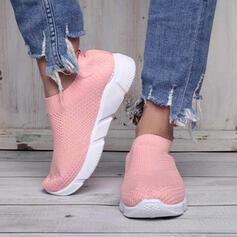 Femmes Tissu Mesh Décontractée De plein air chaussures