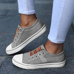 Women's Canvas Casual Outdoor With Split Joint shoes