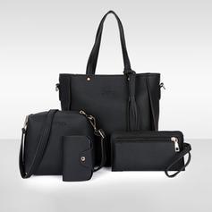 Elegant Axelrems väskor/Bag Súpravy/Plånböcker & Muddar