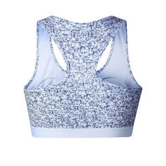 Cuello en U Sin mangas Bloque de color Conjuntos de top y pantalón