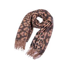 Λεοπάρδαλη ελκυστικός/Κρύος καιρός Κασκόλ
