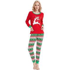 Reno Impresión Familia a juego Pijamas De Navidad