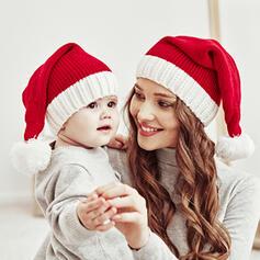 Barnets/Kvinder Iøjnefaldende Stof Diskette Hat
