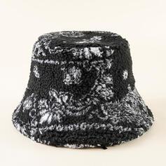 Femmes Beau/Style Classique/Simple/Charme Polyester Chapeaux de type fascinator/Chapeau de seau