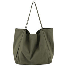 Solid Color/Bohemian Style/Travel/Simple/Super Convenient Tote Bags/Beach Bags/Hobo Bags