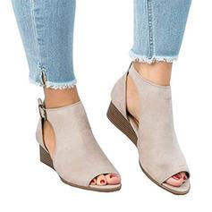 De mujer Tejido Tacón bajo Sandalias con Otros zapatos