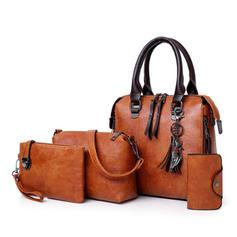 Klassieke/Wijnoogst Schouder Tassen/Boston Bags/Tassets/Portefeuilles & horlogebandjes