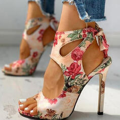 Κουκούλα-έξω Λουλούδι Χρώμα ματίσματος παπούτσια