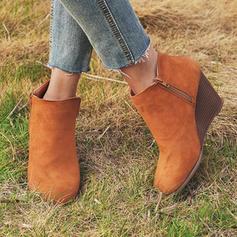 Pentru Femei PU Platforme Înalte Cizme cu Altele pantofi