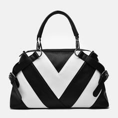 Elegant/Mördare/Vintage/pendling/Mammas väska Tygväskor/Crossbody Väskor/Axelrems väskor