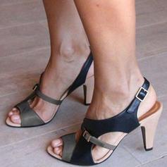 Σανδάλια Γοβάκια Ανοιχτά σανδάλια toe Παπούτσια με λουρί Με Πόρπη παπούτσια